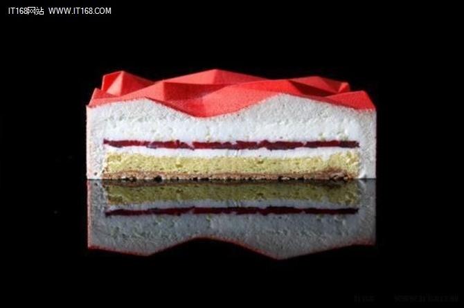 拯救强迫症 3D打印蛋糕看完一阵舒爽