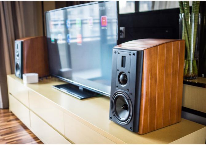 强悍HIFI云音响 惠威M3A音箱售5999元