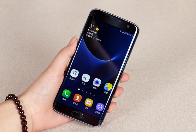 新买的三星s7edge手机屏幕摔碎了.换一个要多少钱?