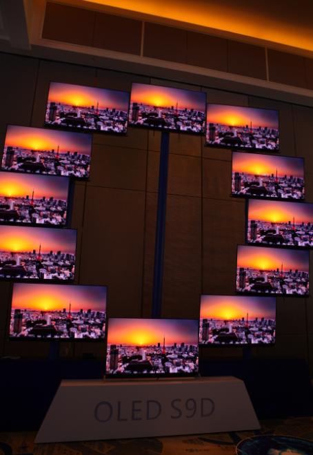 技术瓶颈已完全解决 OLED开始加速发展