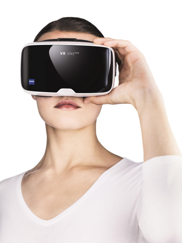 蔡司VR ONE Plus新一代VR头盔发售