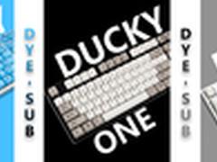Ducky魔力鸭发布热升华键帽版机械键盘