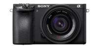 5轴防抖 索尼正式发布微单相机A6500