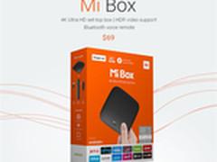 小米盒子正式登陆美国市场 售价69美元