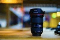 佳能16-35mm f/2.8L II/III画质对比
