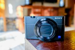24张/秒高速连拍 索尼黑卡RX100 V评测