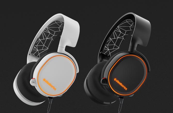 新游戏音频观念 赛睿发布Arctis耳机