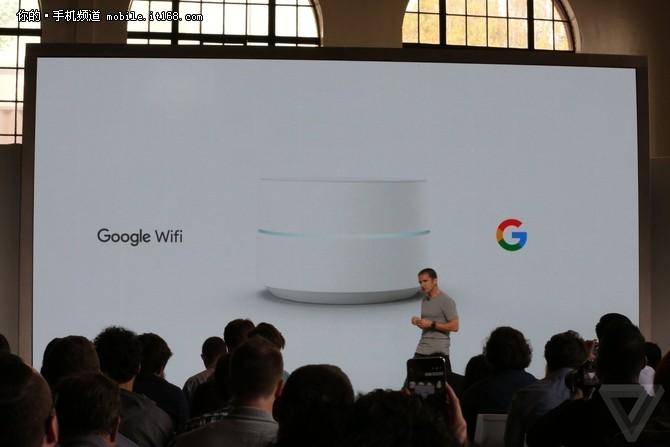 谷歌Pixel手机发布