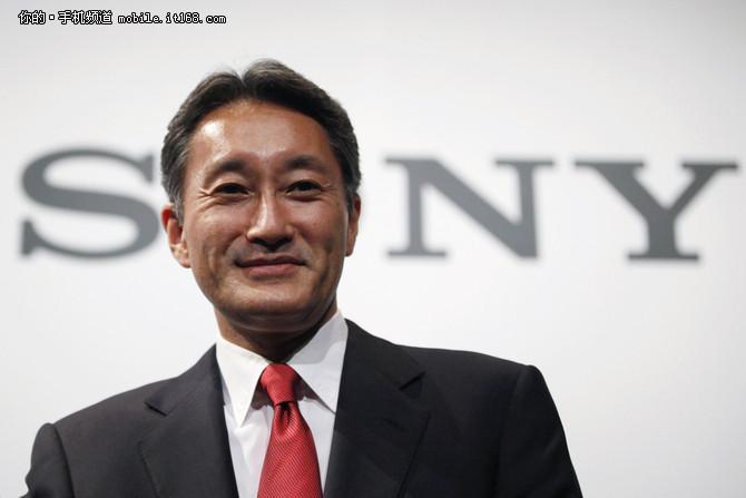 绝不放弃智能手机 索尼CEO表示还有机会