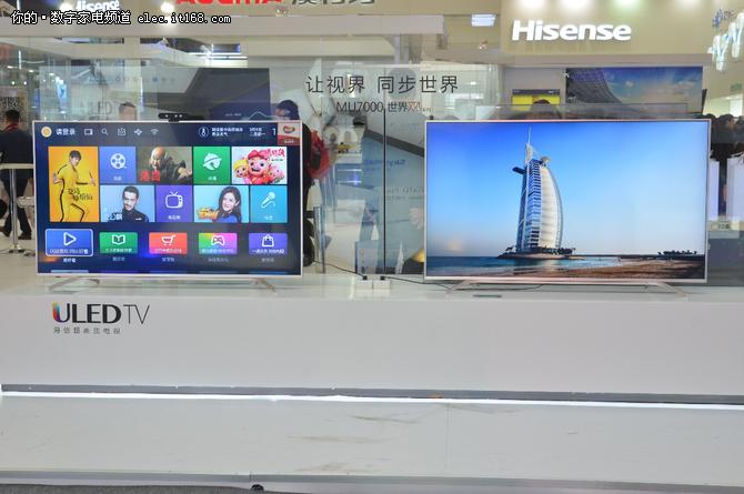 海信电视扩大领先 黄金周销售全面第一