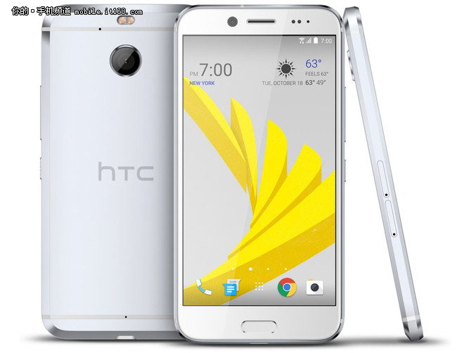 取消3.5mm耳机接口 HTC Bolt曝真机谍照