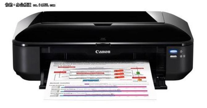 图纸打印 佳能A3幅面 iX6580售价1688元