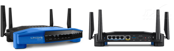 Linksys领势推出WRT1900ACS无线路由器