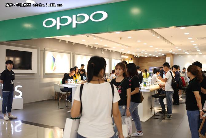 用户忠诚度爆发 OPPO R9s全国同步开卖