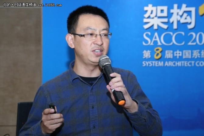 盛科张卫峰:SDN对核心芯片的需求