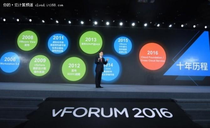 VMware宣布与华云数据签署合作备忘录
