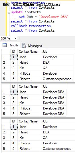 开发人员应该掌握的DBA技术
