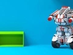 多形态变形 499元米兔积木机器人发布