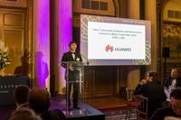 华为获2016 EMEA视频会议市场领导奖