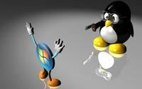 没有永远的敌人 微软加入Linux基金会