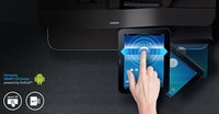 """带""""电脑""""的打印机 触控应用新体验"""