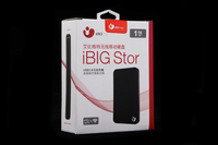 拥抱私有云,iBIG Stor无线移动硬盘评测