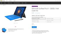 黑五大促!Surface Pro 4史上最猛降价