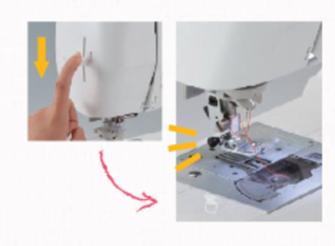 兄弟卡通电脑绣花缝纫体机NV985D上市