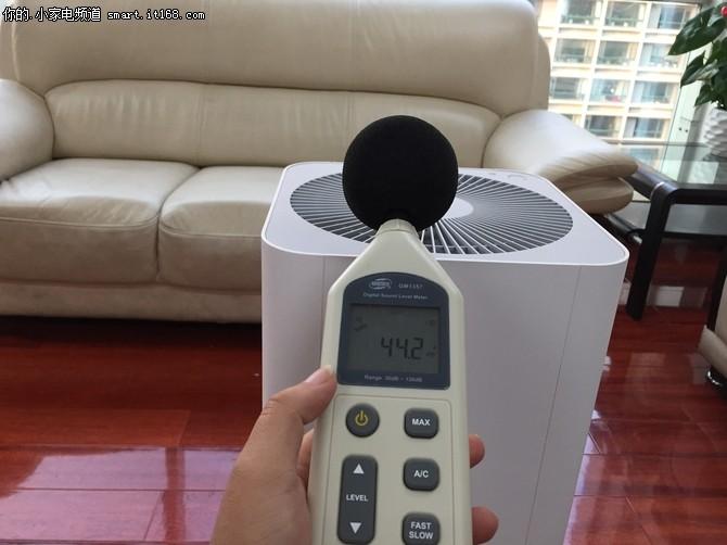 米家空气净化器净化能力实测