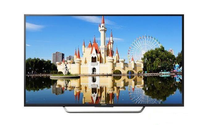 双11大促 索尼55X7000D电视预约立省300