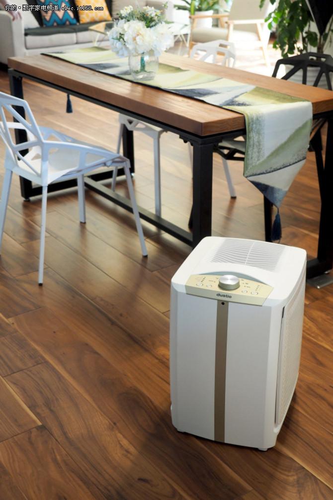 瑞典达氏DAC500 Plus空气净化器新上市
