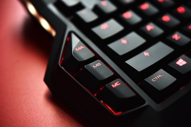 为啥不像小霸王 樱桃MX9.0机械键盘评测