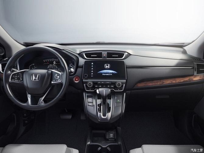2016洛杉矶车展探馆:本田全新CR-V实车