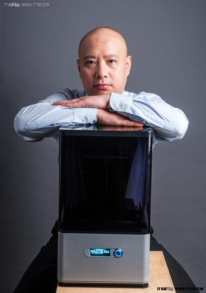 """西通杨雨生的""""小目标""""3D打印超越西方"""