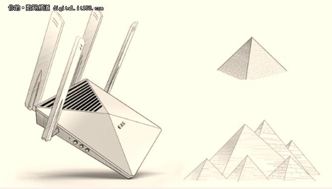 站在金字塔顶端 JCG私家信号塔路由开箱