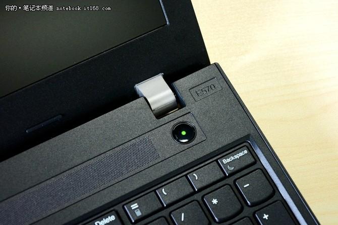 ThinkPad E570 GTX外观:时尚高颜值