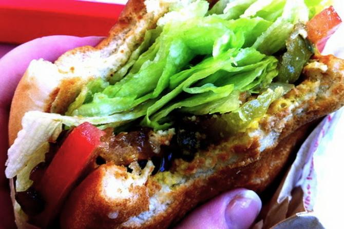 地球上最好吃的汉堡-In-N-Out点餐攻略