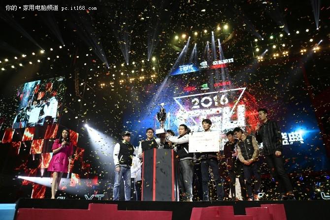 CGU2016完美落幕 骚男荣获冠军导师