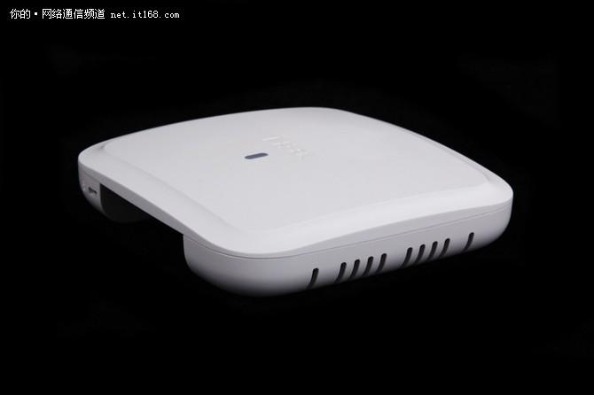 小贝WAP712C无线接入点吞吐测试
