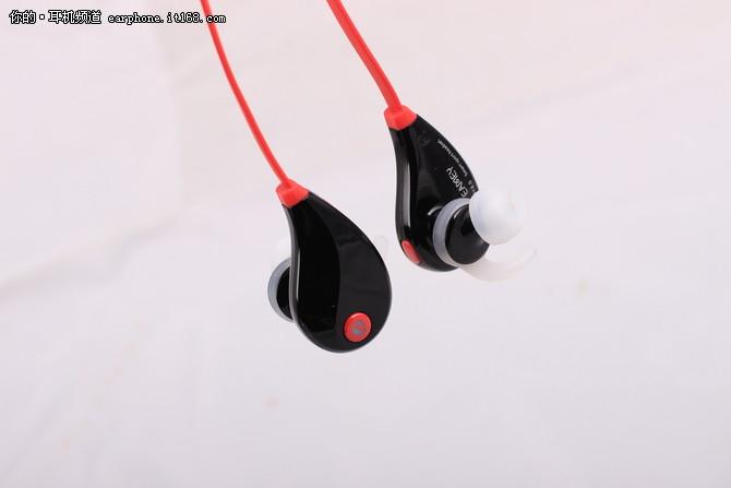 绎美primo5运动耳机体验:外观