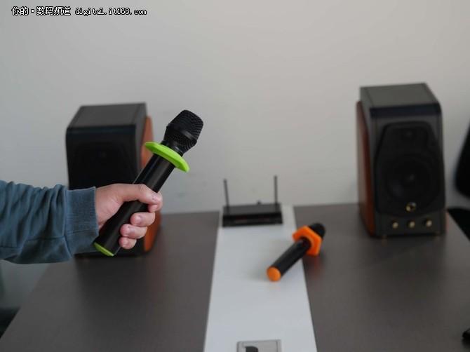 组建方便 得胜X3 UHF无线麦克风评测
