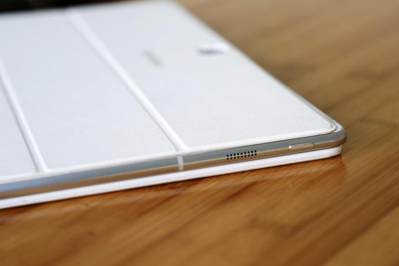 简约轻盈 三星Galaxy TabPro S平板评测