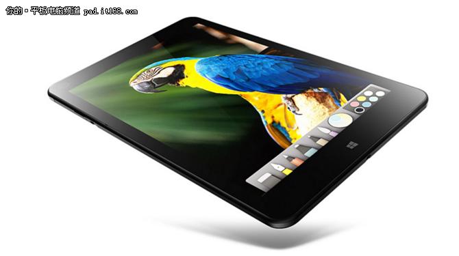 高品质Win10平板 ThinkPad 8仅1409元