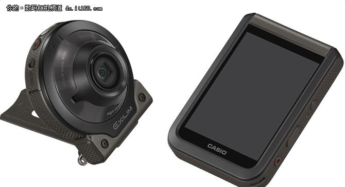 仅190万像素 卡西欧发布新款户外相机