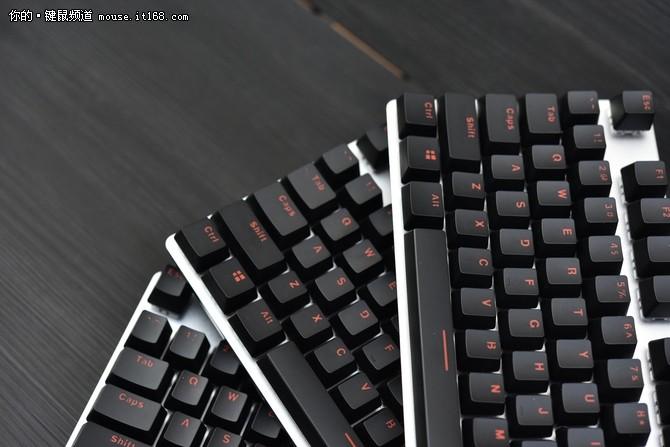 只卖99元 雷柏V500合金版机械键盘试玩