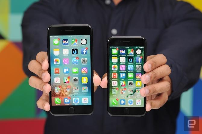 intel版本遭用户投诉 iPhone 7基带调整