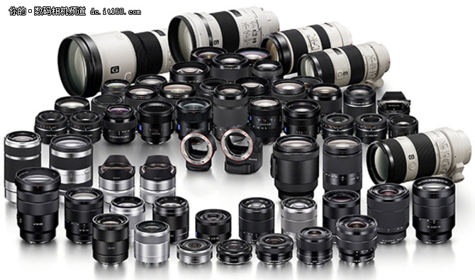 焦段丰富 索尼半年内或将发六支FE镜头