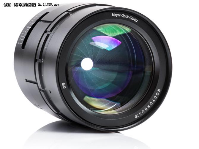 售价三千欧 梅耶发布新款50 F0.95镜头