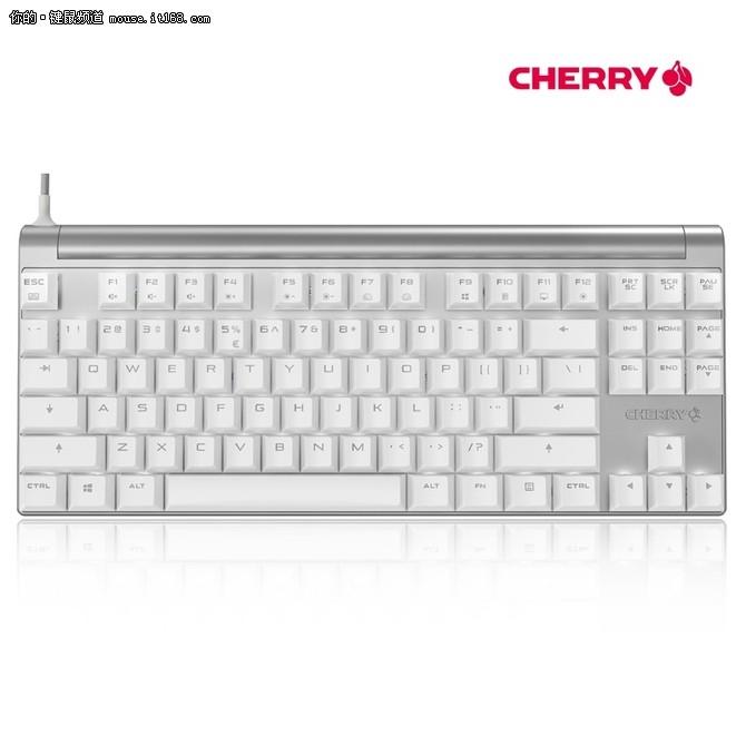极简极美CHERRY MX BOARD 8.0终于发售