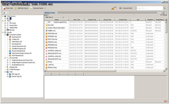 20大SysAdmins免费数据调查工具